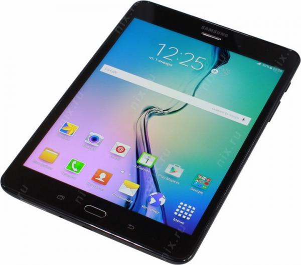 Планшет Samsung Galaxy Tab A 8.0 SM-T355 16Gb black