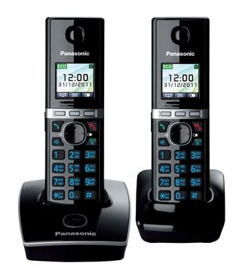 Panasonic KX-TG8052RUB black