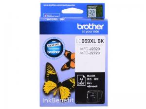 Brother LC669XLBK