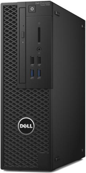 Компьютер Dell Precision 3420 SFF (3420-4490)
