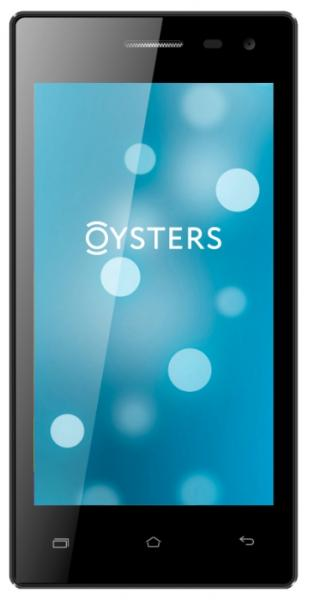 Oysters Atlantic 454 Black