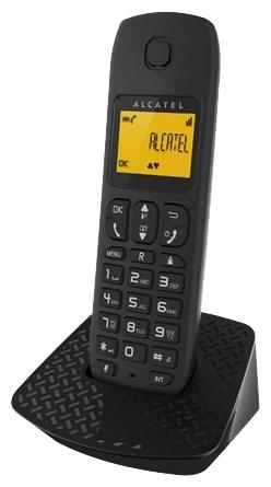 Радиотелефон DECT Alcatel E132 white