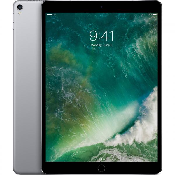 Apple iPad Pro 10.5-inch Wi-Fi + Cellular 512GB - Space Grey (MPME2RU/A)