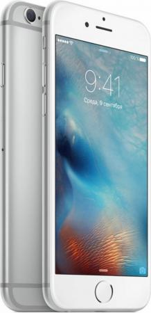 Смартфон Apple iPhone 6S 32GB Silver (MN0X2RU/A)