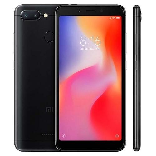 Xiaomi Redmi 6 4/64GB Black 19854 (M1804C3DG)