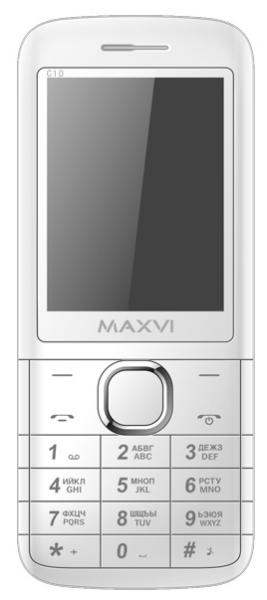 Maxvi C10 Black